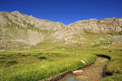 photo montagne alpes randonnée GR5 vallonnet