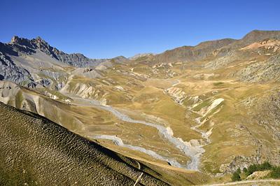 photo montagne alpes randonnée GR5 mercantour salso moreno