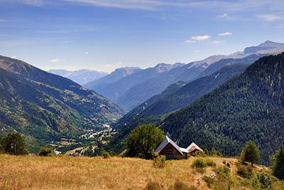 photo montagne alpes randonnée GR5 mercantour saint etienne de tinee