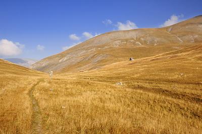 photo montagne alpes randonnée GR5 mercantour portes longon