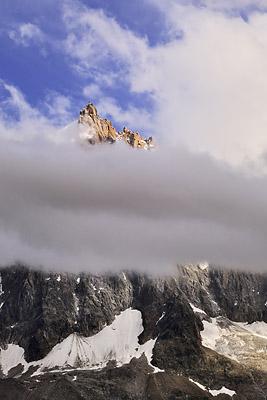 photo montagne alpes randonnée GR5 bellachat bel achat chamonix mont blanc aiguille midi
