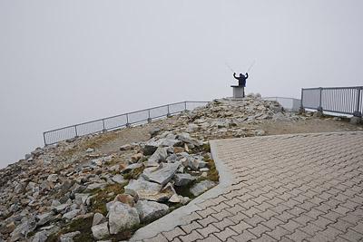 photo montagne alpes randonnée GR5 brevent