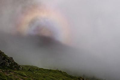 photo montagne alpes randonnée GR5 bellachat bel achat chamonix mont blanc spectre broken