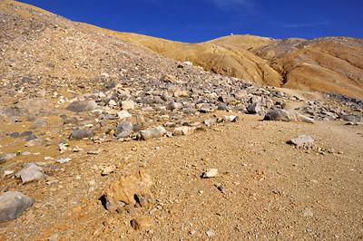 photo montagne alpes randonnée GR5 cerces mont thabor rochers rouge