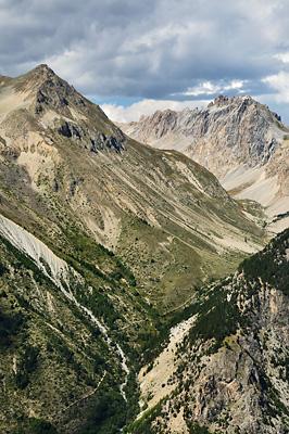 photo montagne alpes randonnée GR5 cerces vallee claree