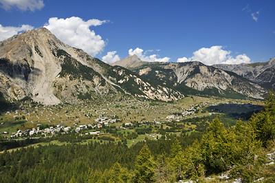 photo montagne alpes randonnée GR5 cerces nevache