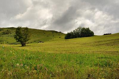 photo montagne alpes randonnée GR5 beaufortain