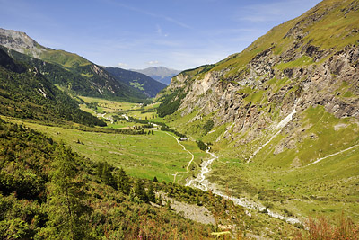 photo montagne alpes randonnée GR5 vanoise peisey nancroix