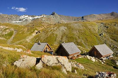 photo montagne alpes randonnée GR5 vanoise plan nettes
