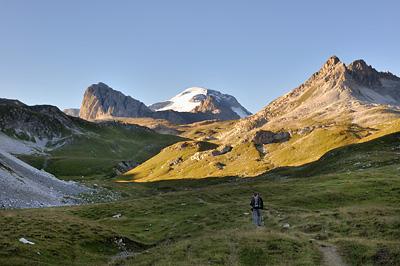 photo montagne alpes randonnée GR5 vanoise