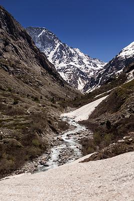 photo montagne alpes ecrins alpinisme grand parcours