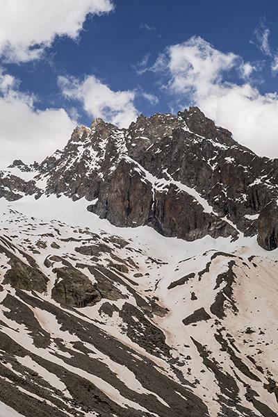 photo montagne alpes ecrins alpinisme grand parcours temple ecrins