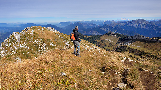 photo montagne alpes randonnee rando grenoble chartreuse grande sure