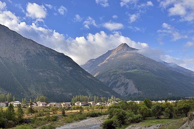 photo montagne alpes randonnée rando savoie haute maurienne mont cenis