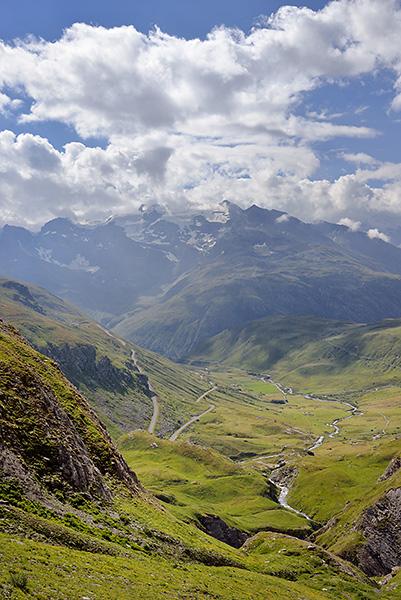 photo montagne alpes randonnée rando savoie haute maurienne col iseran