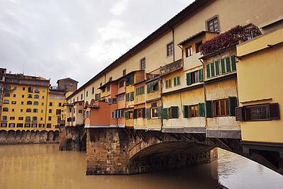 photo italie toscane toscana tuscany florence firenze ponte vecchio
