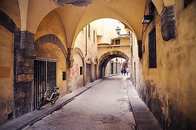 photo italie toscane toscana tuscany florence firenze rue