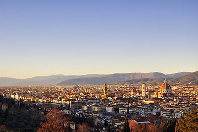 photo italie toscane toscana tuscany florence firenze panorama