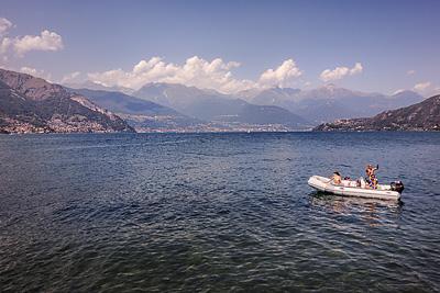 photo italie grands lacs lac come