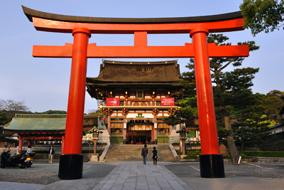 photo japon kyoto fushimi inari