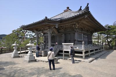japon matsushima Godai-do