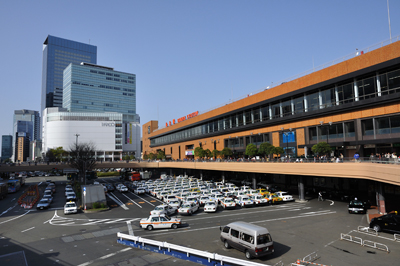 japon sendai station gare