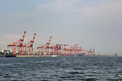 photo japon tokyo docks