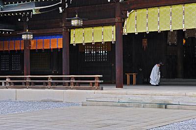 photo japon tokyo Meiji-Jingu