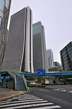 photo japon tokyo Nishi-Shinjuku