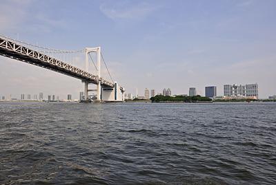 photo japon tokyo rainbow bridge