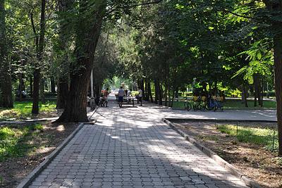 photo voyage asie centrale kirghizstan kirghizistan kirghizie kyrgyzstan bishkek parc