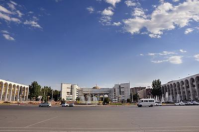 photo voyage asie centrale kirghizstan kirghizistan kirghizie kyrgyzstan bishkek place ala too