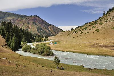 photo voyage asie centrale kirghizstan kirghizistan kirghizie kyrgyzstan karakol Jeti-Ögüz