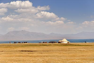 photo voyage asie centrale kirghizstan kirghizistan kirghizie kyrgyzstan lac song köl son koul