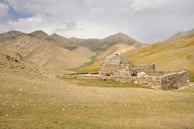 photo voyage asie centrale kirghizstan kirghizistan kirghizie kyrgyzstan tash rabat