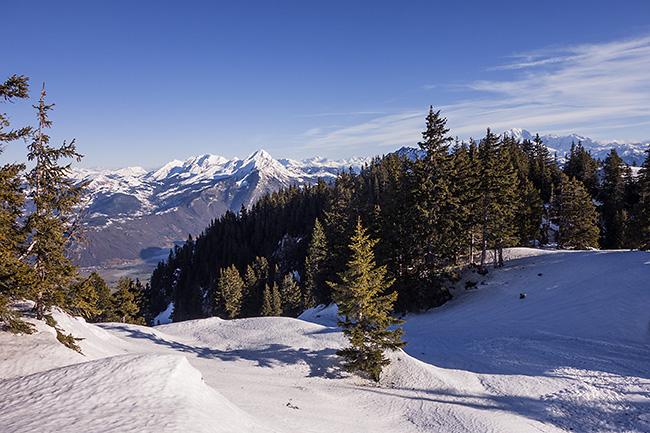 photo montagne alpes randonnée rando savoie bauges la sambuy