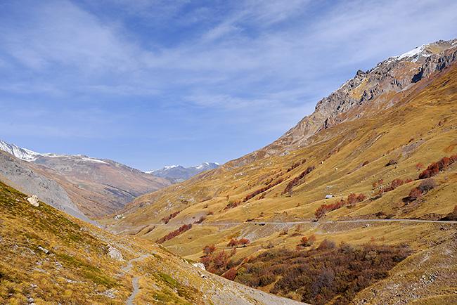 photo montagne alpes randonnée rando savoie cerces valloire lac cerces
