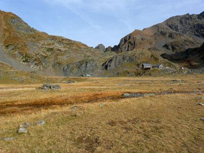 photo montagne alpes randonnée lac du crozet lac longet belledonne