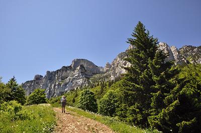 photo montagne alpes randonnée chartreuse aulp du seuil