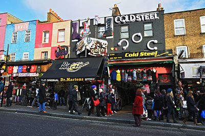photo Londres camden town