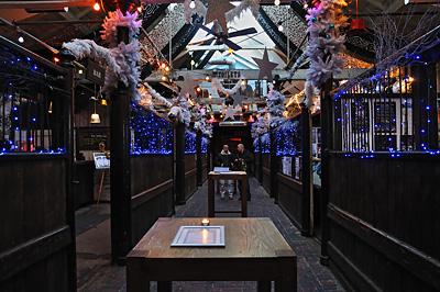 photo Londres camden town bar écuries