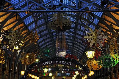 photo Londres Covent Garden
