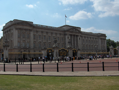 londres Buckingham Palace
