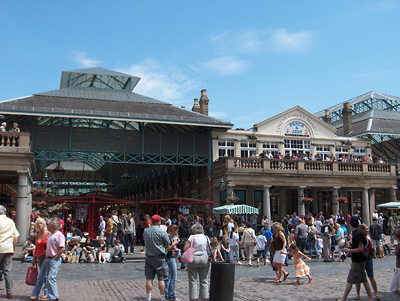 londres Covent Gardens