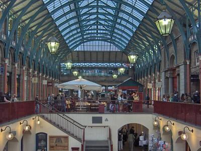 Londres Intérieur de Covent Garden