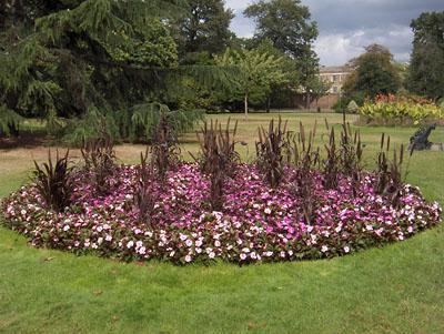 Londres Greenwich jardins