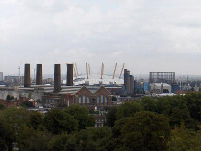 Londres Greenwich Millenium Dome