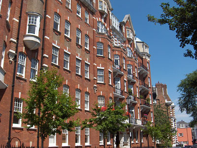 londres Maisons Holland Street