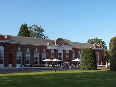 Londres Kensington orangerie