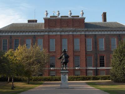 Londres Kensington Palace ancienne résidence de la princesse Diana